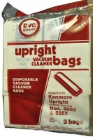 Kenmore Vacuum Cleaner Bag 5062 5002