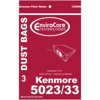 Kenmore Vacuum Cleaner Bag Type E 5023 & 5033