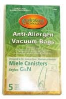 Miele Vacuum Cleaner Micro Filtration Bag GN