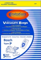 Bosch Type P Vacuum Cleaner Bags